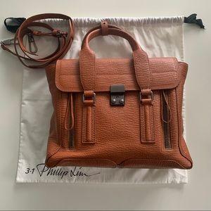 Phillip Lim 3.1 Medium Satchel - Rust Color